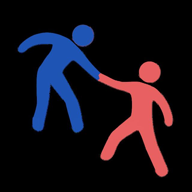people-helping-people